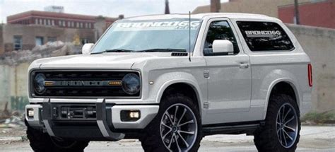 ford bronco 2017 2017 ford bronco it s confirmed review and rumors