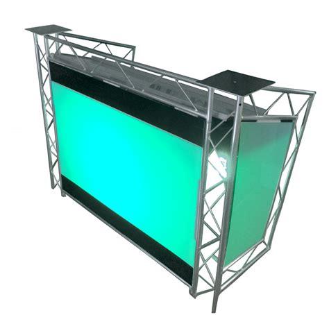 dj desk for sale optikinetics cs150 opti cs150 control station dj booth