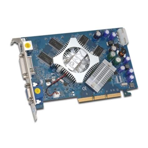 Vga Card Geforce 6600 Pny Geforce 6600 256mb Ddr Agp 8x Dvi Vga Tv Out