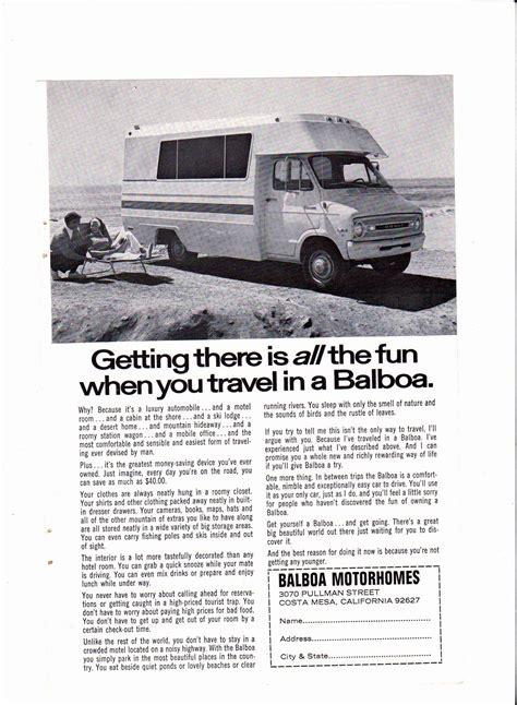 National Geographic 1971 Jual Satuan 1971 dodge balboa motorhomes ad national geographic september 1971 vintage dodge vehicle ads