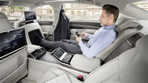 Audi A8 Innenraum by 2018 Audi A8 Interior
