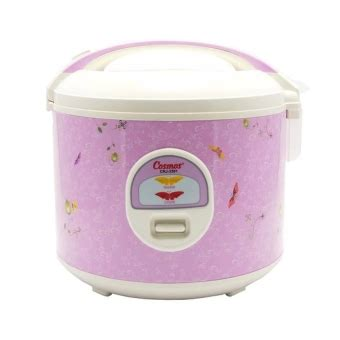 Cosmos Rice Cooker 1 8 L Crj6303 cosmos rice cooker 3 in 1 crj3301 penanak nasi 1 8 l
