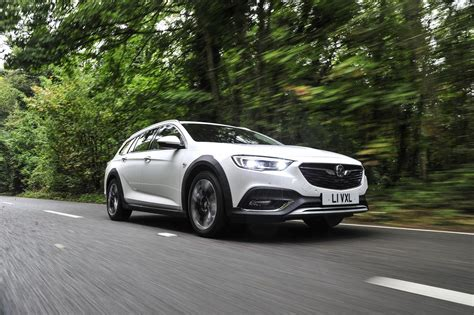 vauxhall insignia white white 2018 vauxhall insignia country tourer shines in
