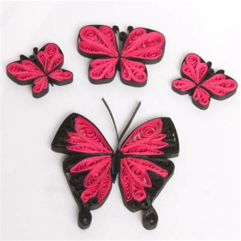 tutorial quilling butterfly paper quilling butterfly tutorial paper art quilling