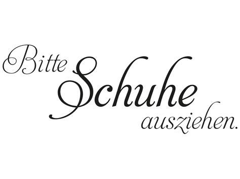 Schuhe Ausziehen by Wandtattoo Bitte Schuhe Ausziehen Klebeheld 174 De