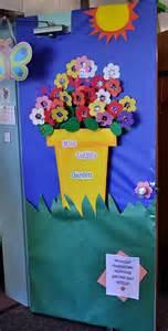 Decoracion puertas clase 13 imagenes educativas