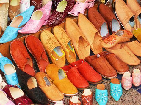 Marokkaanse Vrouwen Slippers