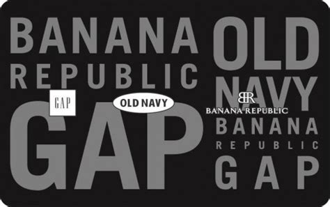 Old Navy Gap Gift Card - 25 old navy gap banana republic gift card tellwut com