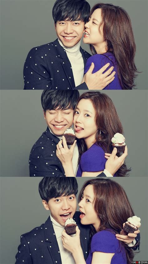 lee seung gi and moon chae won 45 best moongi couple love forecast images on pinterest