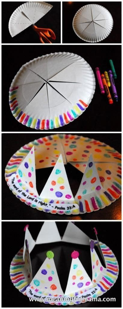 paper craft ideas for birthday 25 best ideas about paper crowns on crown