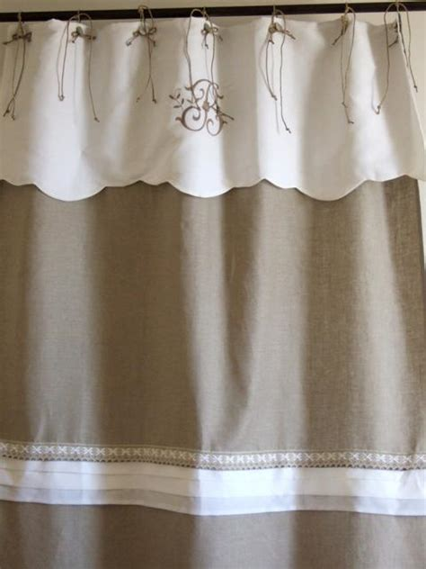 cr馥r cuisine noeud de rideau top le joli rideau arien cre ici une