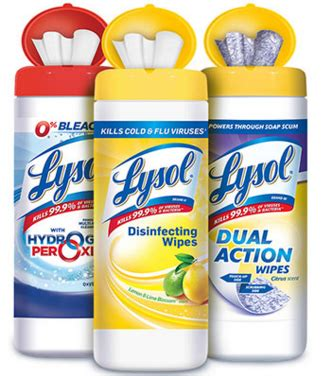 lysol coupons worth  lots  deals  wipes spray ftm
