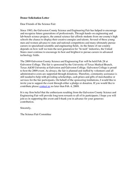 business solicitation letter choice image letter examples ideas