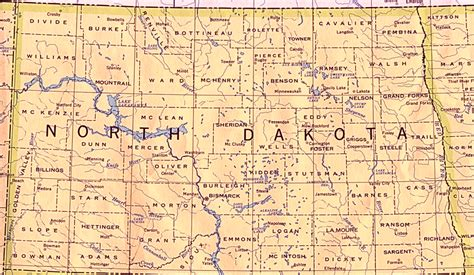 dakota road map with cities map of dakota cities and towns road conditions