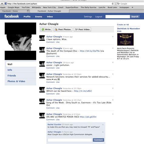 www facebook com facebook begins testing facebook lite a faster simpler