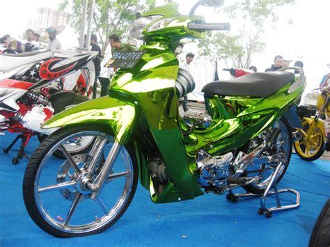 Sparepart Honda Supra Fit 2005 20 gambar modifikasi supra fit keren elegan otomotif style