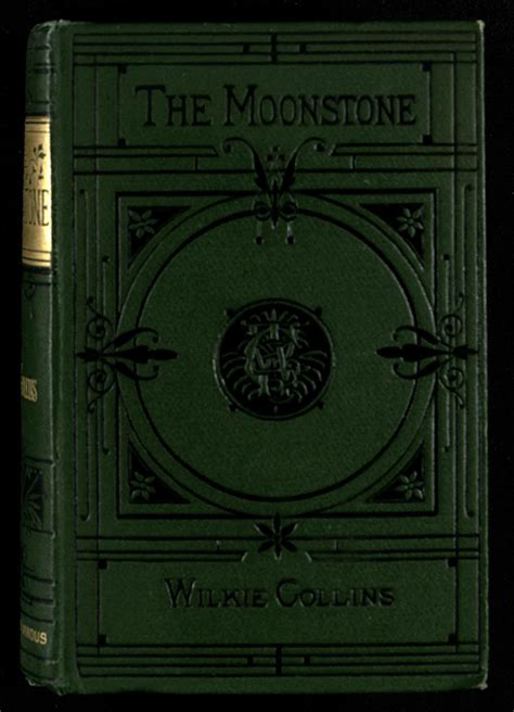 the moonstone collectors library reading the collections week 19 wilkie collins the moonstone echoes from the vault