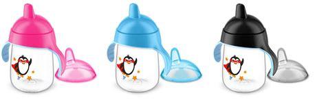 Gelas Philips Avent Sip No Drip Spout Toddler Cup 18m 340ml 61 spout cup scf755 10 avent
