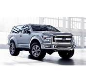 2017 Ford Bronco Exterior Interior Price Specs  New Cars Palace