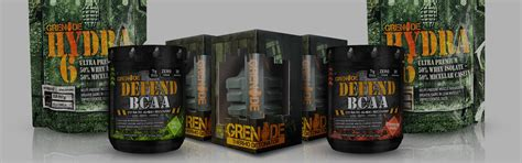 supplement company supplement company of the month grenade