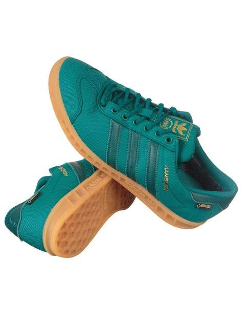 Emerald Adidas by Adidas Originals Hamburg Gtx Shoes Emerald Adidas