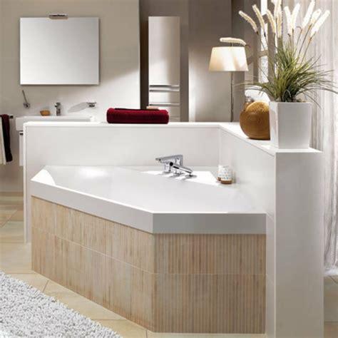 Badezimmer Fliesen Sechseck by Eine Sechseck Badewanne W 252 Rde In Ihrem Bad Wirken