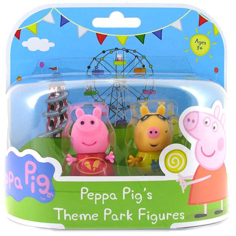 theme park peppa pig peppa pig theme park toys pictures to pin on pinterest