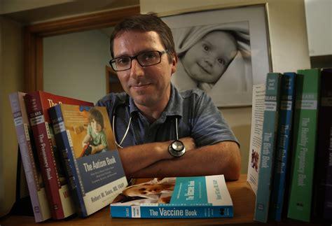 dr bob sears vaccine exemption la times