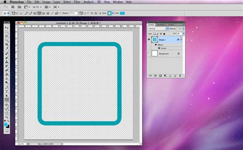 Box Outline In Photoshop by Creating A Hollow Box With Rounded Corners For Web Backgrounds Using Photoshop Cs5 Siblify