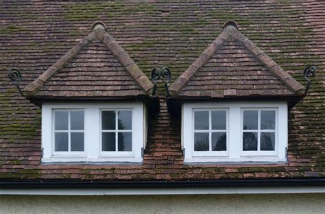 dormer windows file paired dormer windows letchworth geograph 4237604