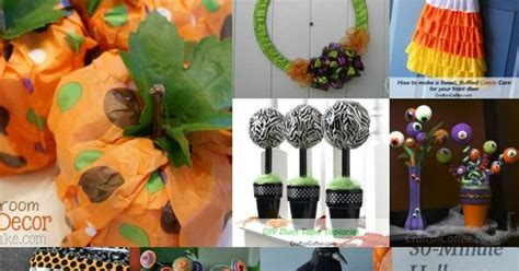great halloween crafts  adults  atdiscoverself