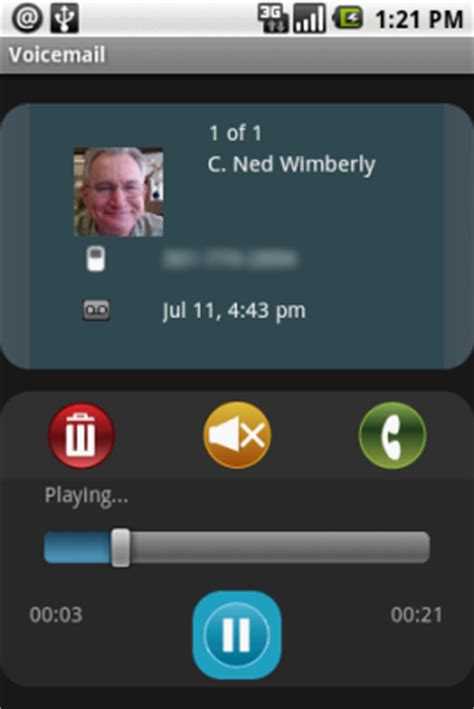 android visual voicemail t mobile launches visual voicemail app for android intomobile