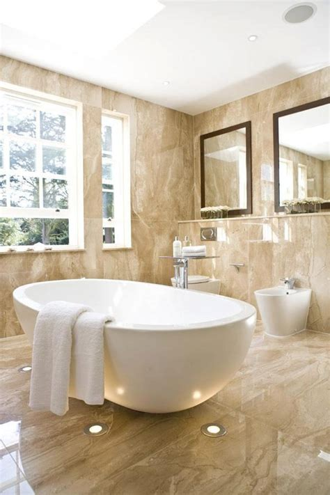 Modern Marble Bathroom Ideas 48 Luxurious Marble Bathroom Designs Digsdigs
