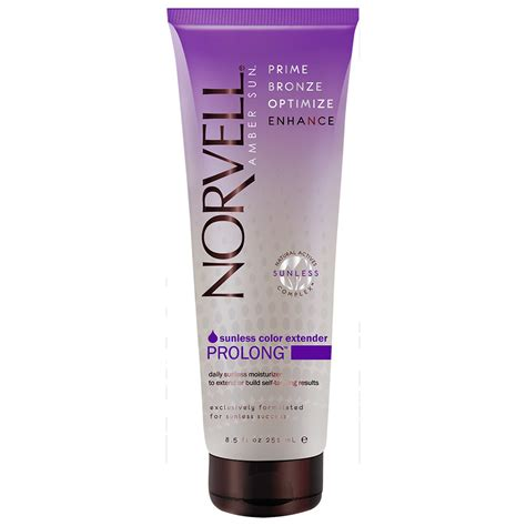 what are the ingredientsin plantabbs prolong norvell prolong sunless color extender 8 5 oz
