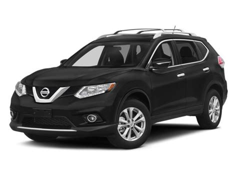 black nissan rogue 2014 2014 nissan rogue sl black top auto magazine