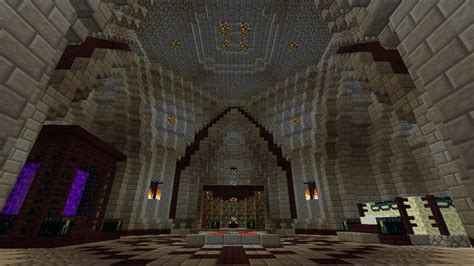 enchanting room minecraft project