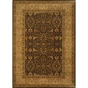 area rugs home depot home dynamix antiqua brown 9 ft 2 in x 12 ft 5 in