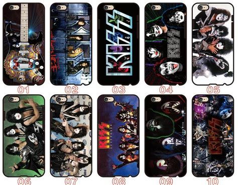 kiss band  iphone     se     ipod touch   samsung galaxy  edge
