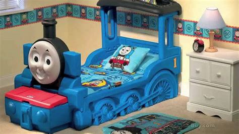 thomas the tank engine headboard buytv spotlight little tikes thomas and friends train