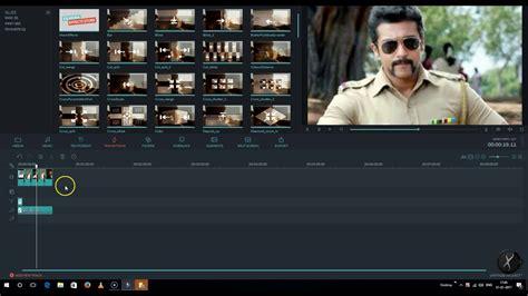 filmora editor tutorial filmora video editor tutorial tamil youtube