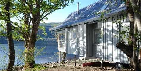 Luxury Cottage Scotland by Dipper Luxury House For 2 On Loch Tay In Highland