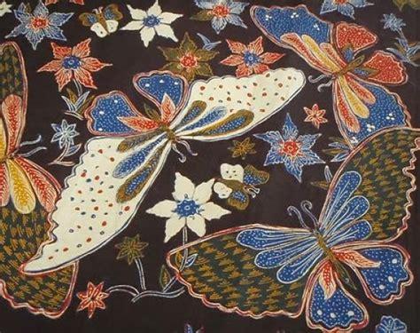 Khazanah Flora Dan Fauna Nusantara batik nusantara batik cirebon