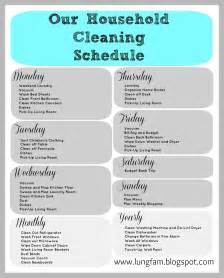 house cleaning weekly house house cleaning list printable
