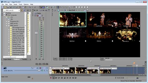 tutorial sony vegas en pdf tutorial gpu assisted multicam editing and encoding in