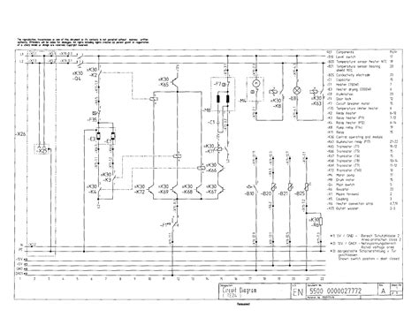 bosch dishwasher electrical schematic circuit and