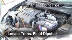 Nissan Sentra Transmission Flush How To Flush Transmission Fluid In A 2014 Nissan Maxima