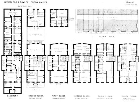 georgian floor plans 2018 georgian terraced house in belgravia regency research in 2018 house