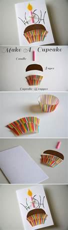 Sweet Handmade Cards - 32 handmade birthday card ideas for the closest