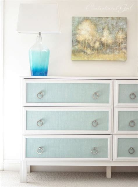 painting ikea dresser 52 best images about ikea drawer chest hacks helmer