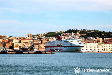 ancona ferry ferry from ancona ferriesingreece